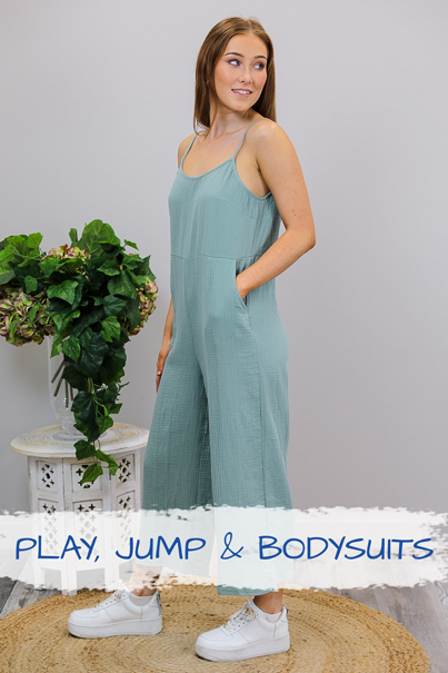 Rundles Cronulla Playsuits Jumpsuits and Bodysuits