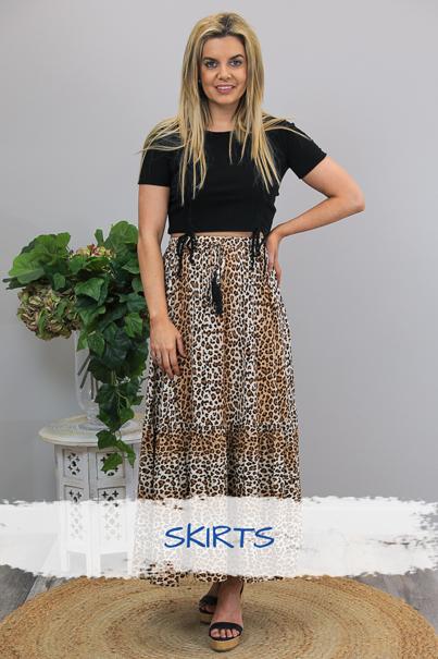 Rundles Cronulla Skirts