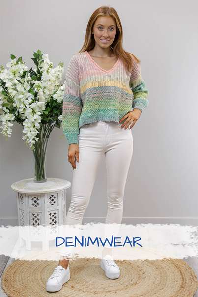 2021 winter denimwear Rundles Cronulla